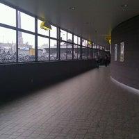 Photo taken at Station Gent-Dampoort by Sander V. on 4/3/2012