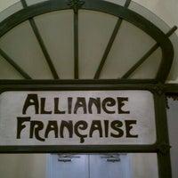 Photo taken at Alliance Française de Washington by Pamela T. on 1/9/2012