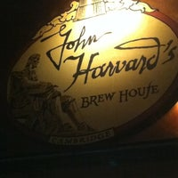 Photo taken at John Harvard's Brewery & Ale House by Biggestmike on 2/21/2011
