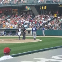 Photo taken at Victory Field by Jeff N. on 7/29/2012