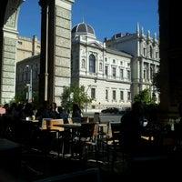 Photo taken at Café Einstein by Marco R. on 10/1/2011