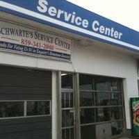Photo taken at Schwarte's Service Center by Rick M. on 12/27/2010