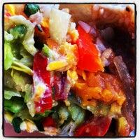 Снимок сделан в Pancho's Burritos пользователем Jonnie B. 11/21/2011