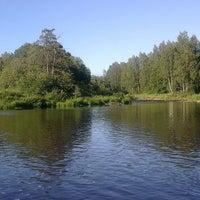 Photo taken at Vilus secret fish place by Ville S. on 7/2/2012