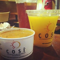 Photo taken at Cosi by Weerayuth A. on 7/30/2012