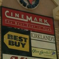 Photo taken at Cinemark 12 by Steve C. on 7/29/2011