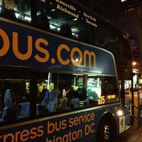 Photo taken at Mega Bus - 7th Ave & 27th St by Franco T. on 6/29/2012