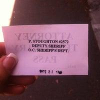 Photo taken at Orange County Superior Court by Amaris W. on 5/15/2012