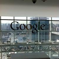 Photo taken at Google Brasil by Dulce Helena Melchiori N. on 7/27/2012