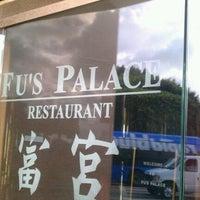 Photo taken at Fu's Palace by Joe C. on 10/4/2011
