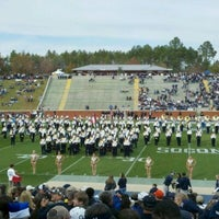 Photo taken at Paulson Stadium by Cagney H. on 12/10/2011