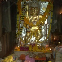 Photo taken at Godavari Dham Temple by Vishal G. on 10/25/2011