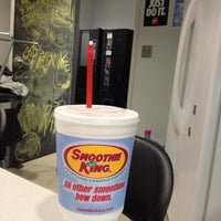 Photo taken at Smoothie King by Gabrielle S. on 1/2/2012