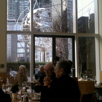 Photo taken at Nougatine at Jean Georges by Jonathan M. on 12/22/2011