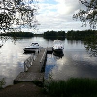 Photo taken at Rustholli by Ilkka N. on 8/9/2012