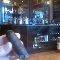 Photo taken at The Cigar Boxx by rob g. on 8/27/2011