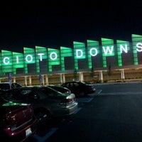 Photo taken at Eldorado Gaming Scioto Downs by Ashley F. on 7/21/2012