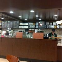 Photo taken at Starbucks by Rav S. on 1/25/2012