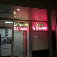 Photo taken at Lincoln Karaoke by Brie Y. on 7/2/2011