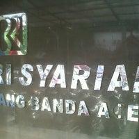Photo taken at BRI Syariah by IsMoeD M. on 10/25/2011