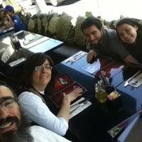Photo taken at Nana Cafe by Rav S. on 8/15/2012
