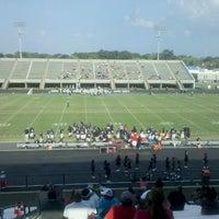 Photo taken at John B. Todd Stadium by D L. on 9/10/2011