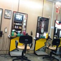 Photo taken at Today Hair Salon by Mazzrizal W. on 1/8/2012