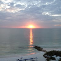 Photo taken at Lido Beach Resort by Steve M. on 2/9/2012