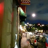 Photo taken at Restaurang Torget by Wolfgang S. on 8/13/2012