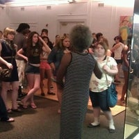Photo taken at Virgil H Carr Cultural Arts Center by Sabrina N. on 7/22/2012