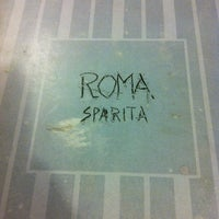 Photo taken at Roma Sparita by Theobaldo A. on 4/26/2012