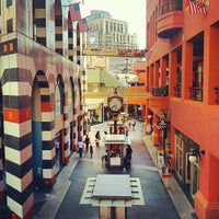 Photo taken at Westfield Horton Plaza by Joseph R. on 8/21/2012