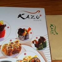 Photo taken at Kazu Sushi by Helene Loong E. on 9/28/2011