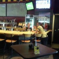 Photo taken at Buffalo Wild Wings by Thomas B. on 6/14/2012