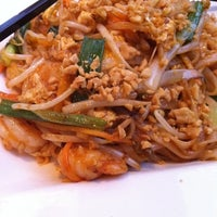 Photo taken at Hawkers Asian Street Fare by Kathy M. on 10/9/2011
