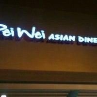 Photo taken at Pei Wei by Jen A. on 11/30/2011