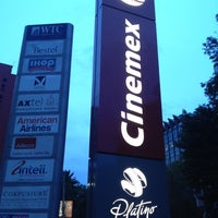 Photo taken at Cinemex by Consuelo H. on 7/7/2012