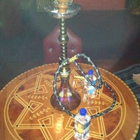 Photo taken at Paymon's Mediterranean Cafe & Hookah Lounge by M.D on 5/30/2012
