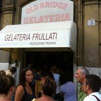 Foto scattata a Gelateria Old Bridge da Gaspare il 8/26/2012