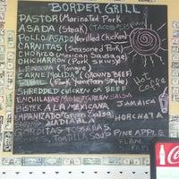 Foto tomada en Border Grill Fresh-Mex por Daniel A. el 7/23/2012