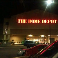 Photo Taken At The Home Depot By Drew P On 4 19 2012