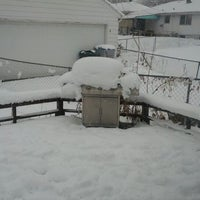 Photo taken at Massive Midwest Snow Storm by Maria W. on 2/5/2012
