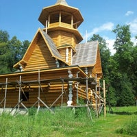 Photo taken at Храм by Oleg K. on 6/25/2012