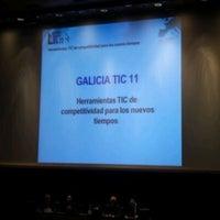 Photo taken at Obra Social Novacaixagalicia by Jairo O. on 10/20/2011