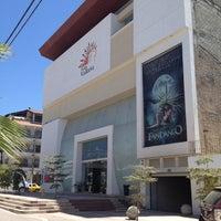Photo taken at Teatro Vallarta by Marco Antonio R. on 4/10/2012