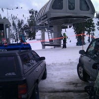 Photo taken at Mt. Baker Ski Area by Nate A. on 12/17/2011