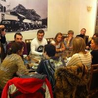 Photo taken at Настоящие Итальянские Кофейни by Роман С. on 1/15/2012