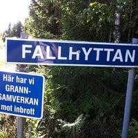 Photo taken at Fallhyttan by Tomas B. on 8/16/2011