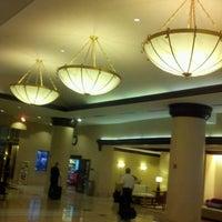 Photo taken at Hilton Garden Inn Philadelphia Center City by TJ H. on 10/14/2011