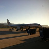 Photo taken at Vail - Eagle County Airport (EGE) by The F. on 8/24/2011